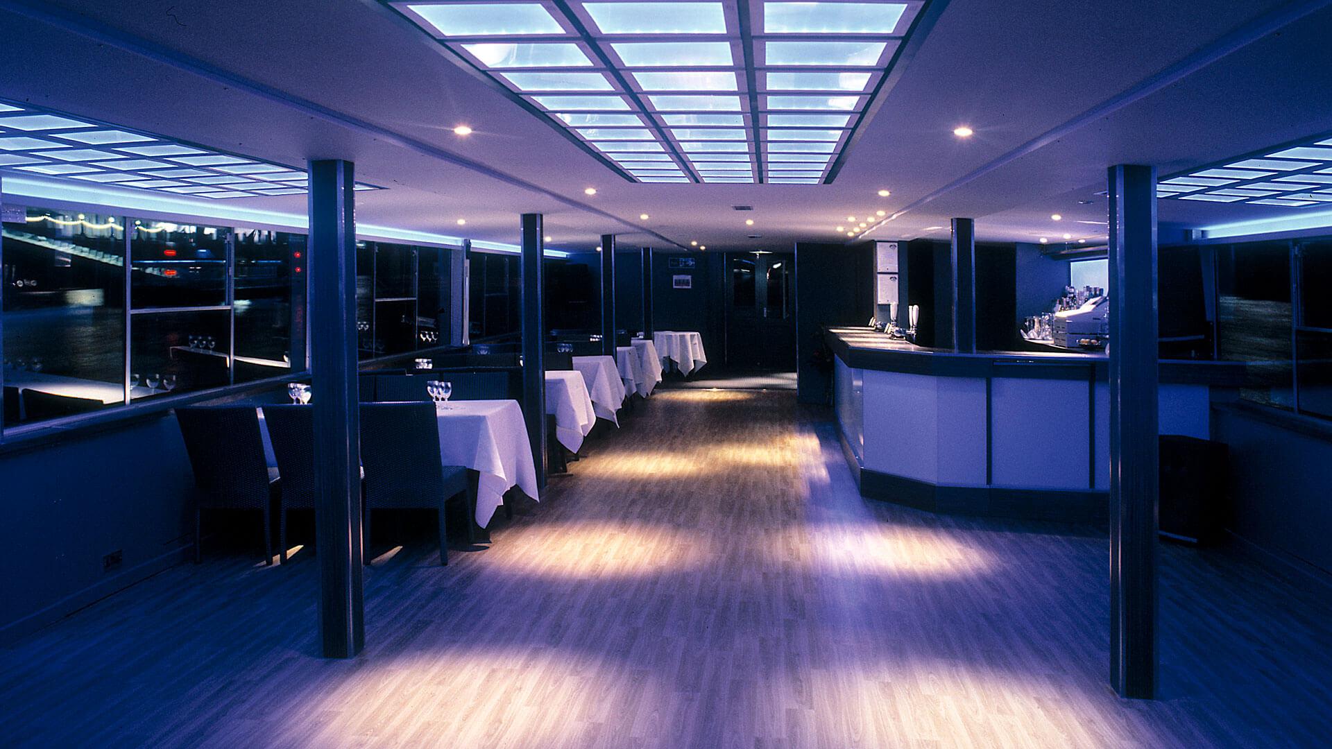 Erasmus Party Boat Fleet Thames Luxury Charters